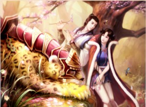 Chinese Paladin Online 2.0 Story, new promotional artwork & trailer