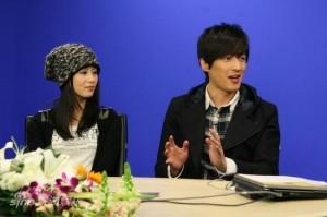 Chinese Paladin 3 Interview with Hu Ge & Liu ShiShi