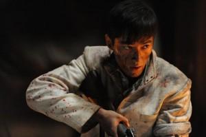 Hu Ge in Jackie Chan's 1911 Xinhai Revolution 辛亥革命 Film