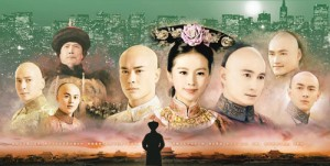 Hu Ge & Alan perform Yi Nian Zhi Zhu 一念執著 Bu Bu Jing Xin 《步步惊心》 Theme Song