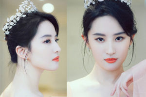 Crystal Liu Yifei photos added!